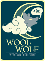 Member of the Wool Wolf Webcomic Collective